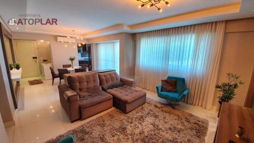 Apartamento À Venda, 132 M² Por R$ 1.678.000,00 - Fazenda - Itajaí/sc - Ap2338