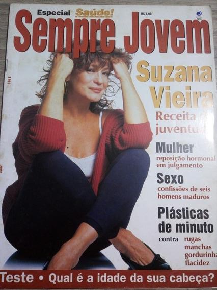 Revista Sempre Jovem - Suzana Vieira
