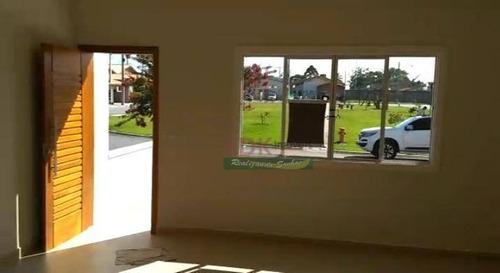 Imagem 1 de 16 de Casa Com 2 Dormitórios À Venda, 74 M² Por R$ 355.000,00 - Vila Dos Comerciarios Ii - Taubaté/sp - Ca3667