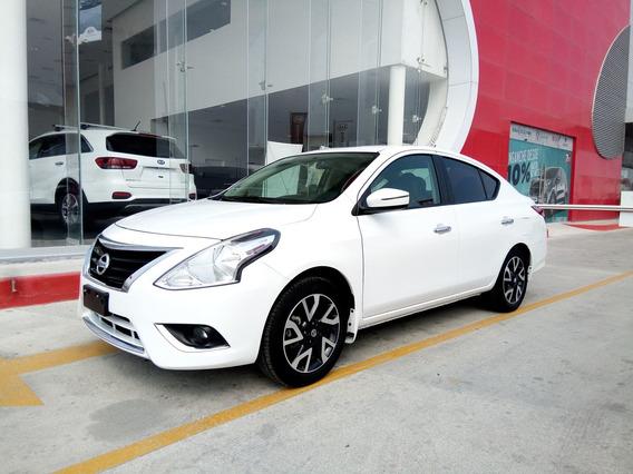 Nissan Versa 2018 1.6 Exclusive Navi At