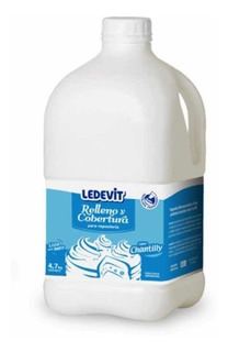 Crema Ledevit Chantilly X 4,7 Litros