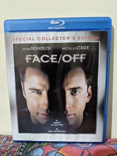 Blu Ray Face/off Collector