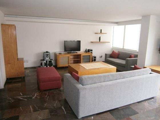 Penthouse Amueblado Cerca Del Parque Uruguay