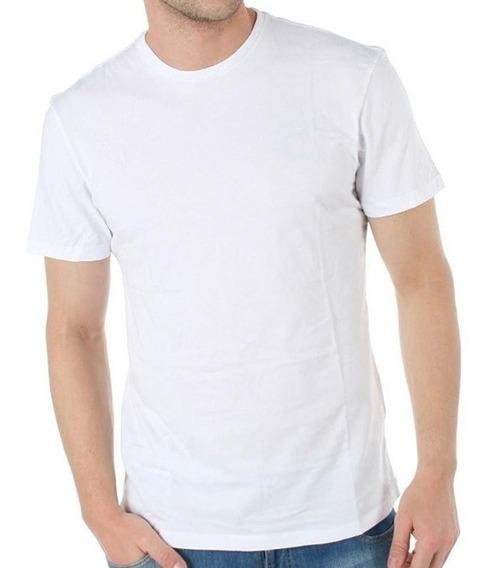 Camiseta Remera 100% Poliester Sublimar Estampar Vinilo Etc.