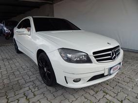 Mercedes-benz Classe Clc Kompressor 2010 Branca Gasolina