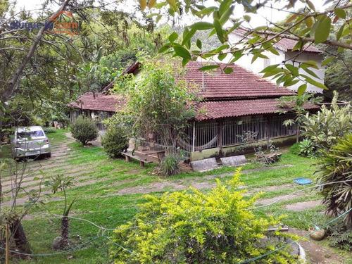 Imagem 1 de 18 de Chácara A Venda - Ch0176