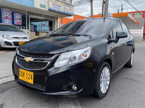 Chevrolet Sail 2018 1.4 Ltz
