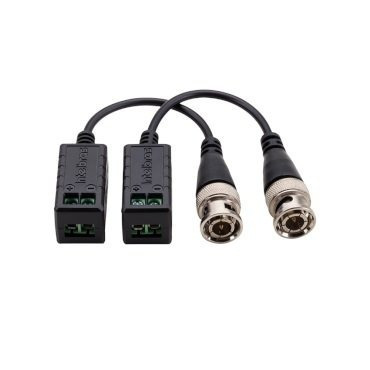 10 Pares Balun Conversor Passivo Camera Intelbras Xbp 400 Hd