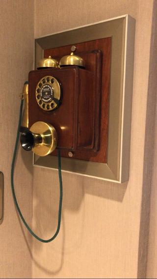 Telefono Pared Retro