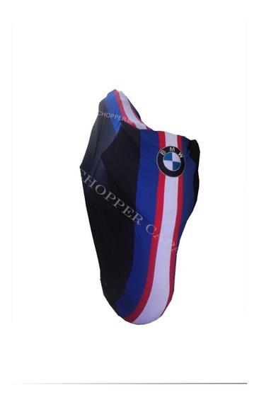 Capa Para Moto Bmw S1000rr Hp4 Tricolor Altissima Qualidade