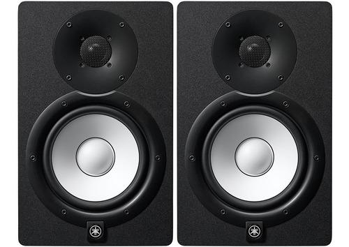 Monitores Activos Yamaha Hs7 Hs-7 Nuevos El Par Gtia