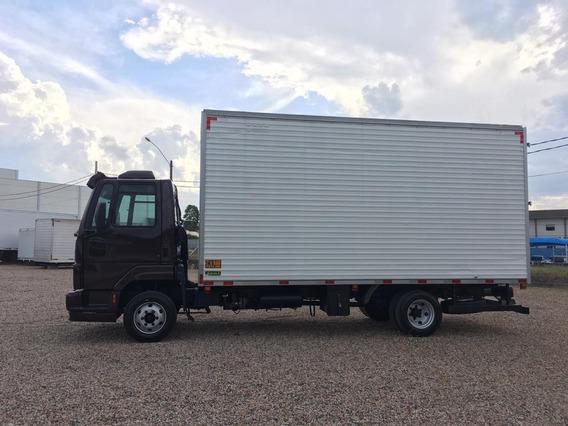 Caminhão Ford Cargo 3/4 Com Baú Ano 2013