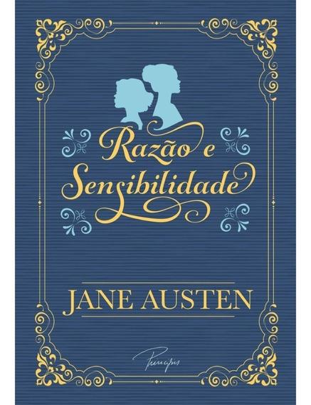 Livro - Razão E Sensibilidade - Jane Austen - Principis