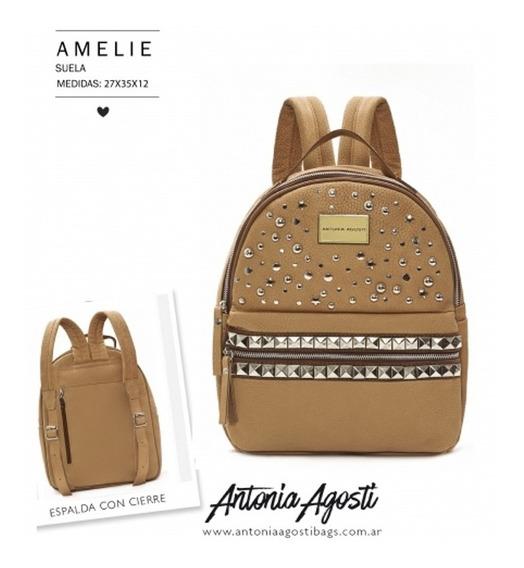 #amelie Mochila - Antonia Agosti