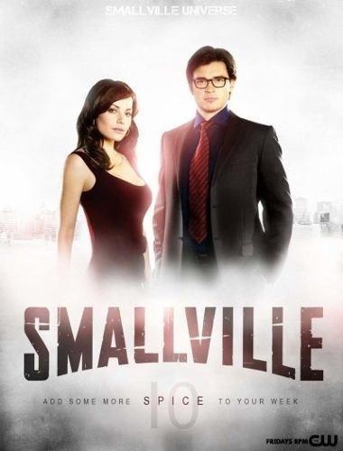 Smallville 10 Temporadas Dub/leg