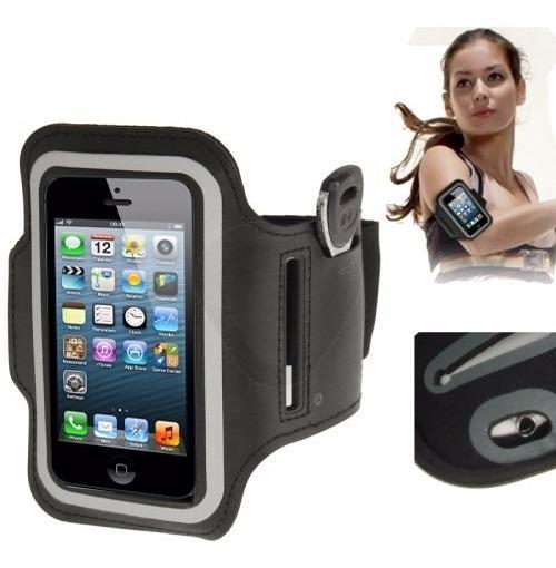 Braçadeira Para iPod Touch 6 5 Corrida Armband Suporte Bike