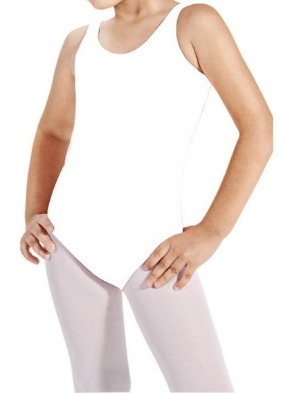 Collant 100% Original Capezio Jazz - Tam 4 Ao 12 + Brinde