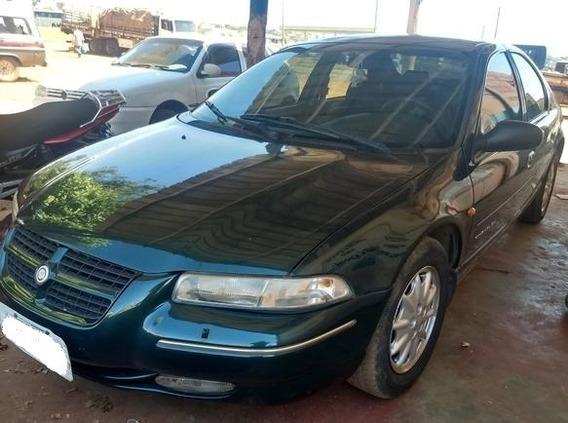 Chrysler Stratus 1998 Automático Ar Dh Couro Airbag Raridade