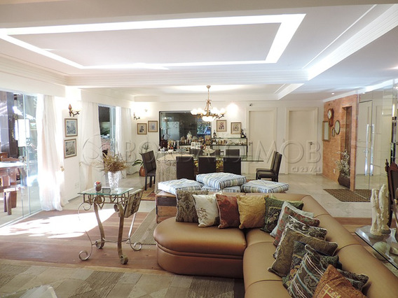 Smpw 07, Casa Principal De 800m² + Apartamento De Apoio De +/- 300m, Lazer Completo! - Villa118799