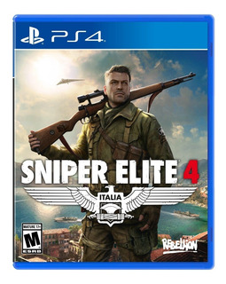 Sniper Elite 4 Ps4 - Prophone