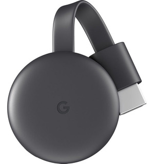 Google Chromecast 3 Geneneración C/ Fuente Sin Caja Bulk