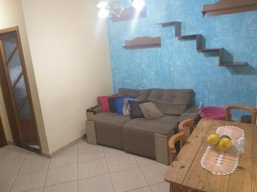 Sobrado Com 2 Dormitórios À Venda, 57 M² Por R$ 230.000,00 - Jardim Vila Rica - Santo André/sp - So1352