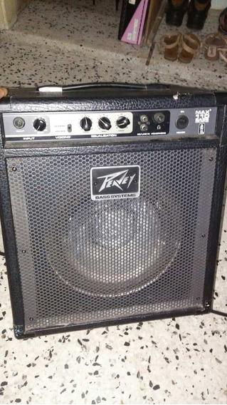 Amplificador Peavey Max110 Para Bajo 80$