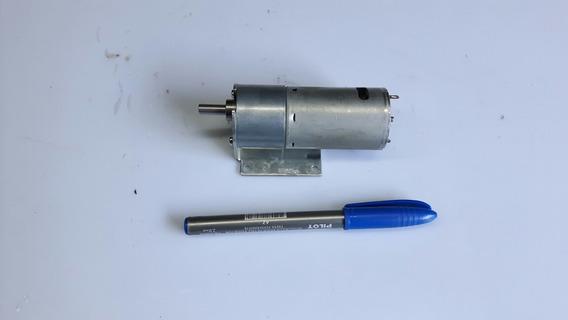 Mini Motor Redutor Arduino Cnc