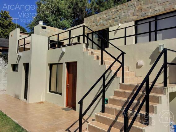 Casa En Alquiler Anual En Pinares , Punta Del Este