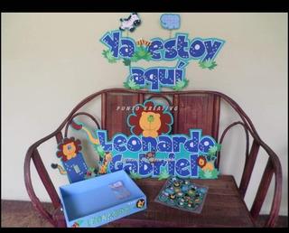 Nombres, Banners, Carteles, Afiches En Foami Para Bebés