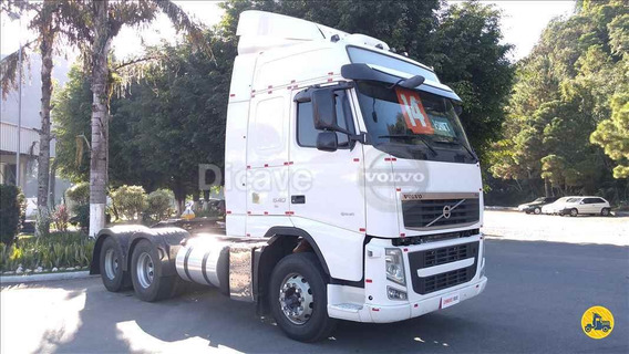 Volvo Fh 540 6x4t Globetrotter I-shift