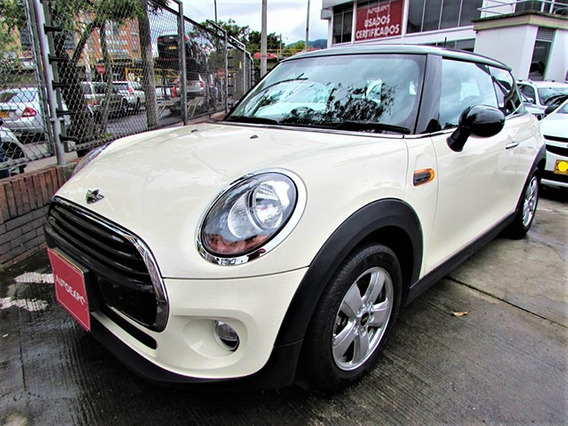 Mini Cooper Salt Turbo Coupe Mec 1.5 Gasolina