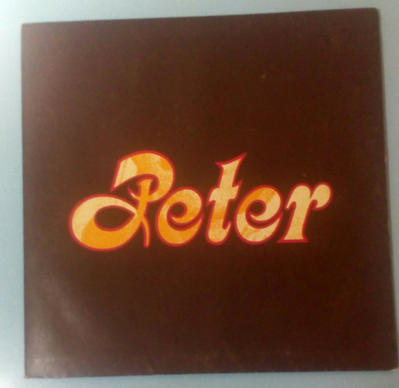 Lp Peter Yarow 1972 - Peter Paul And Mary