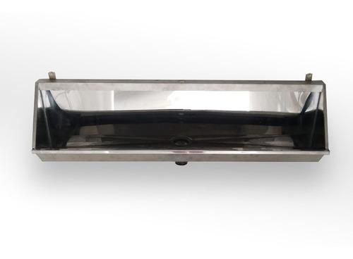 Mictório Aço Inox 1,50mt Reforçado
