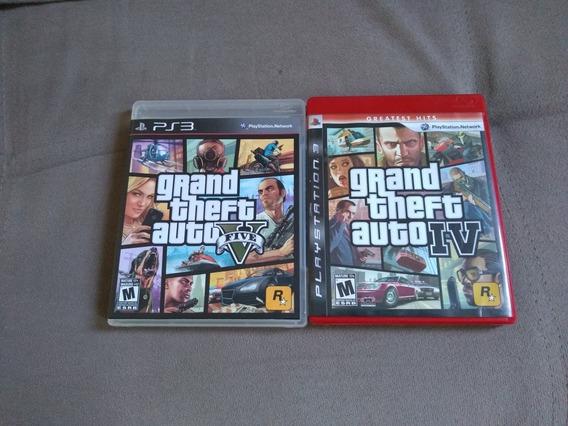 Gta 5 E 4 Playstation 3