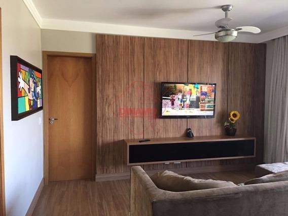 Apartamento À Venda, Vila Do Golf, Ribeirão Preto. - Ap2516