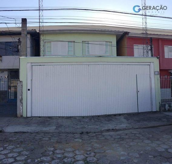 Casa Comercial Para Locação, Centro, São José Dos Campos. - Ca1439