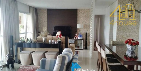Campo Belo Acquare 154m 3 Suites 3 Vagas - Ap1431