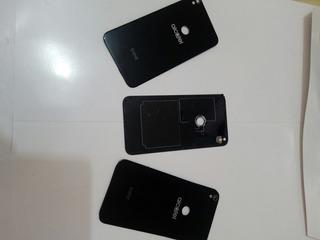 Tapa Alcatel Shine 5080a Originales Dorado Y Negro
