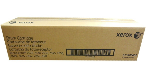 Unidade De Imagem / Cilindro Xerox 013r00662 13r00662