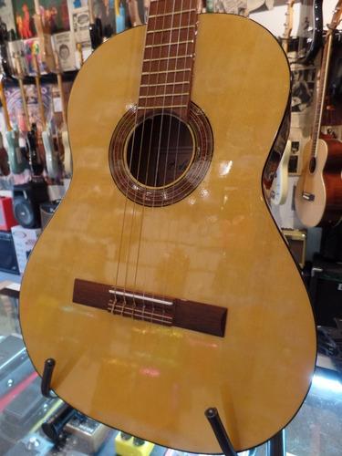 Guitarra Clásica Criolla Bohemia Nro 18 Natural Estudio