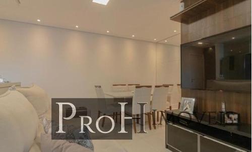 Imagem 1 de 14 de Apartamento 2 Dorms, 1 Suíte E Lazer Completo - R$ 488.000