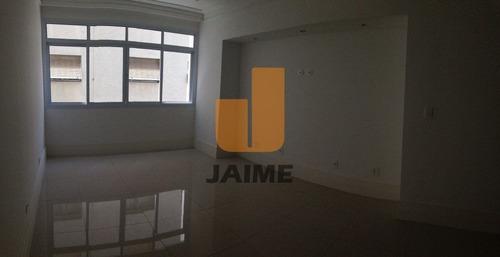 Apartamento Para Venda No Bairro Jardim América Em São Paulo - Cod: Ja5181 - Ja5181