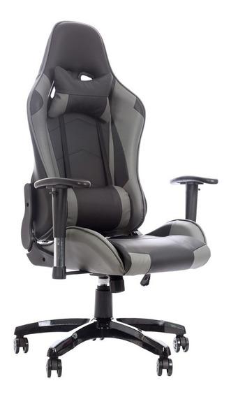 Cadeira Gamer Gaming Escritório Lombar Reclinável Até 180º