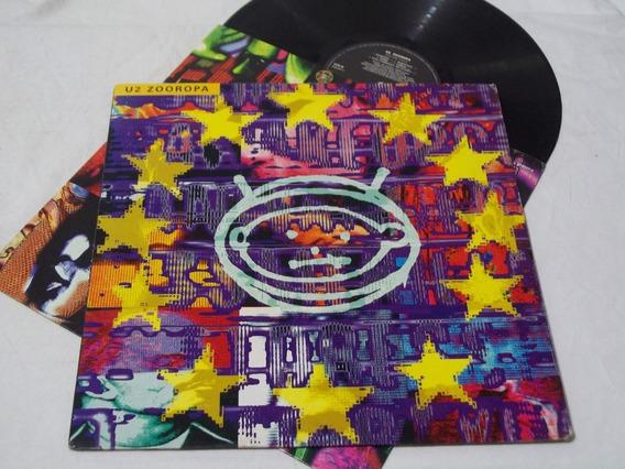Lp Vinil - U2 - Zooropa - Rock