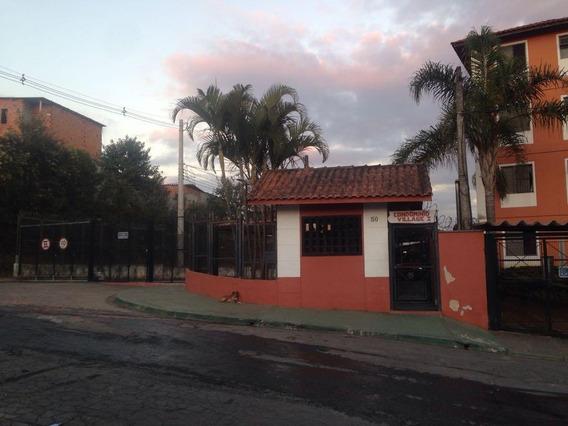 Apartamento Com 2 Dormitórios À Venda, 55 M² Por R$ 150.000 - Jardim Ikes - Itaquaquecetuba/sp - Ap0322