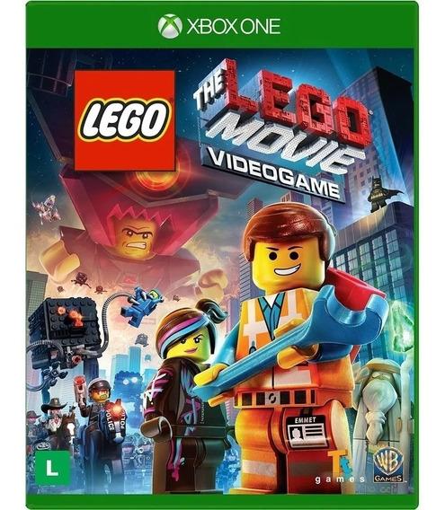 Jogo Game Lego The Movie Xbox One Lacrado Midia Fisica