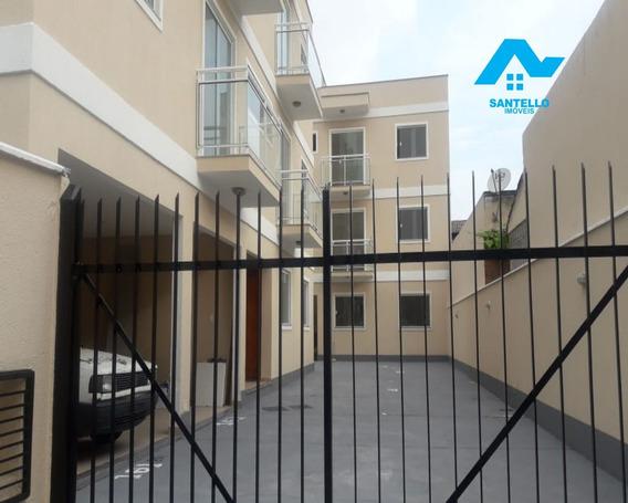Excelentes Apartamentos Novos Com Varanda No Bairro Do Coelho 2 Quartos Com Garagem - Ap00046 - 33591894