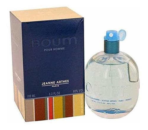 Boum By Jeanne Arthes Eau De Toilette Spray ***** Oz Para Ho