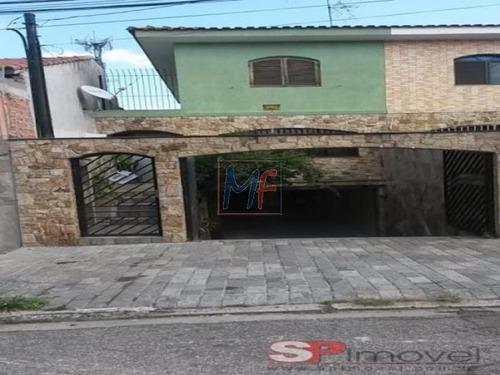 Imagem 1 de 16 de Ref: 6873 - Belo Sobrado Bairro Vila Ema, 3 Pavimentos, Com 3 Dorms (1 Suíte), Lavabo, Banheiro Social, Churrasqueira, Corredor Lateral, 5 Vagas. - 6873